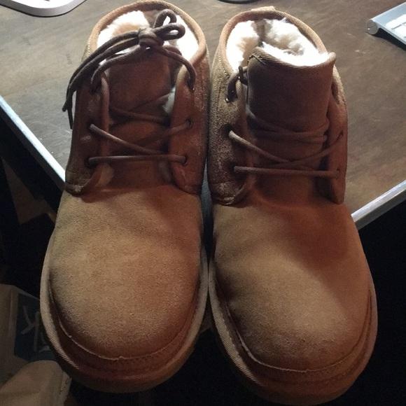 Men's UGG Neumel Chukka Boots
